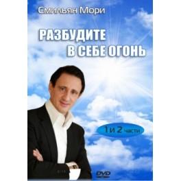 """""""Разбуди в себе огонь"""" Смильян Мори (2 DVD)"""